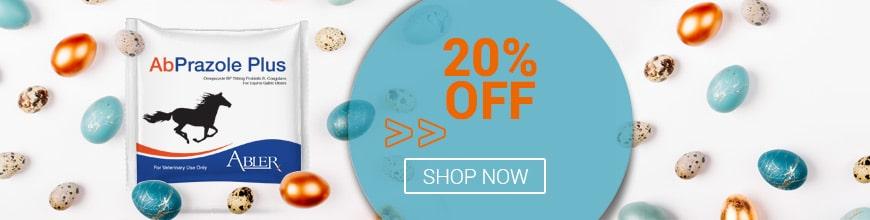 AbPrazole Plus Easter Special 20% Off