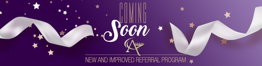 New Referral Program Coming Soon